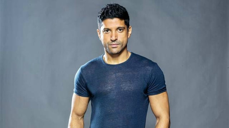 Farhan Akhtar Bio, Height, Weight, Age, Family, Girlfriend And Facts - 5ab73aef0e3c7