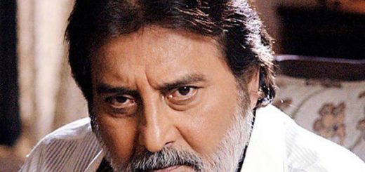 Vinod Khanna Bio, Height, Weight, Age, Family, Wife And Facts - Vinod Khanna beard white 520x245