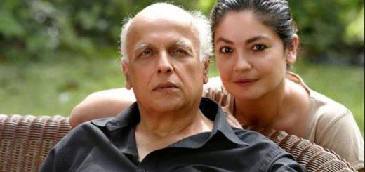 Mahesh Bhatt Bio, Height, Weight, Age, Family, Girlfriend And Facts - pooja and mahesh bhatt2 copy 1514360900 520x245